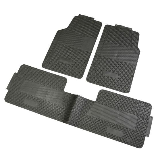 3PCS PVC Universal Car Floor Mats