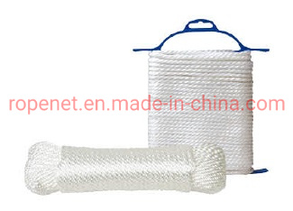 PP Multifilament Solid Braided Rope
