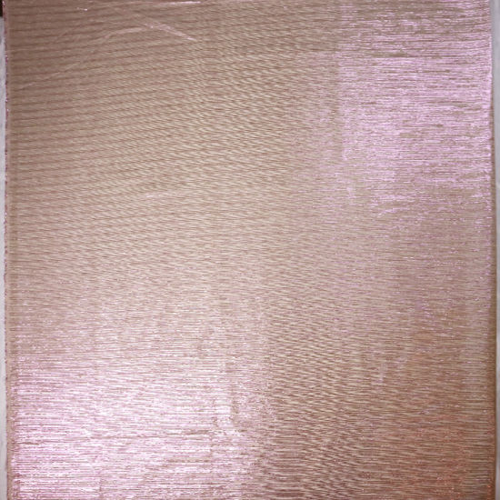 Pink Stock Lot Jacquard Fabric for Dress pictures & photos