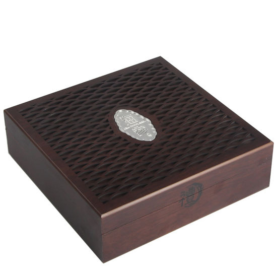 MDF Promotional Luxury Unfinished Packing Small Storage Box