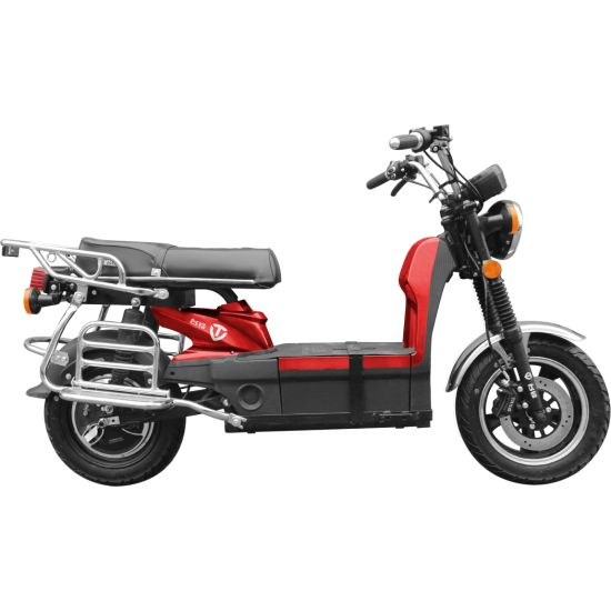 Powerful Delivery Electric Motorcycle with Removable Battery pictures & photos