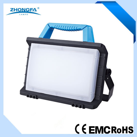 LED Work Light 25W with USB Ce Work Light LED Floodlight Light LED Light