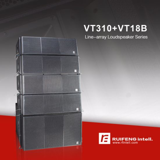 Professional Speaker Outdoor and Indoor Sound System Dual 12 Inch Line Array PRO Audio Speaker