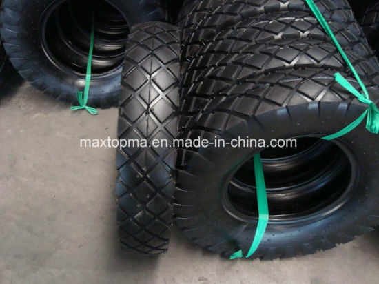Maxtop Wheel Barrow Tire/ Wheelbarrow Tyre Without Bad Smell pictures & photos