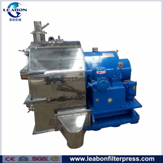Horizontal Spiral Pusher Centrifuge for Chemical Industry