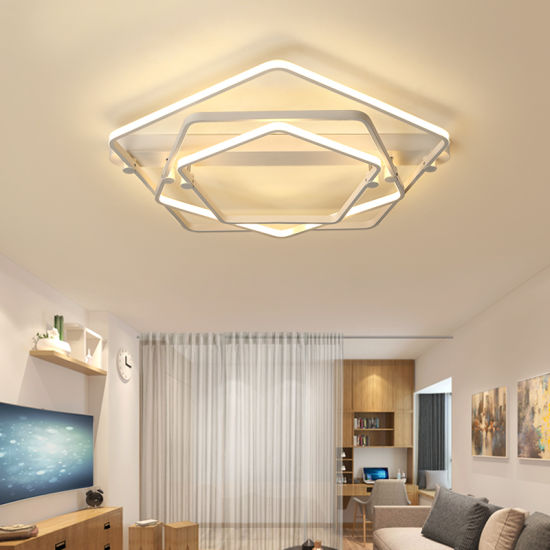 China Contemporary Ceiling Lamps For Kitchen Living Room Bedroom Lighting Fixtures Wh Ma 91 China Luxury Lighting Flush Energy Saving Lamp