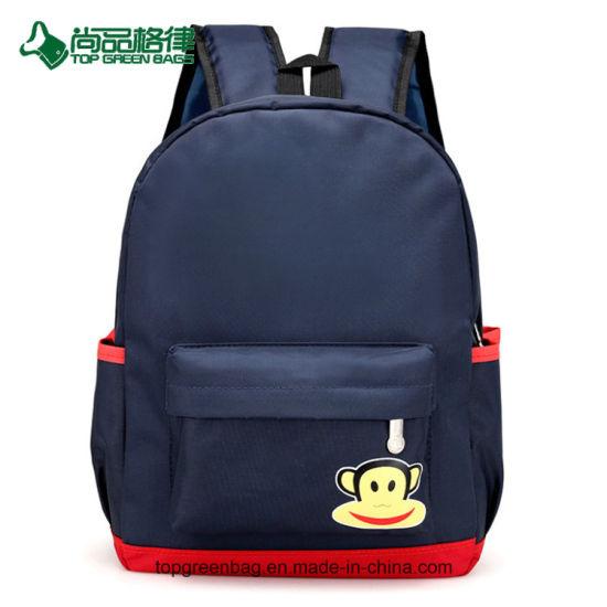 Custom Logo Printed Child Backpack Students Backpack Bag