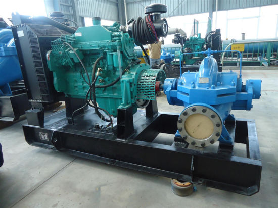 Horizontal Split Casing Pump (TPOW) pictures & photos