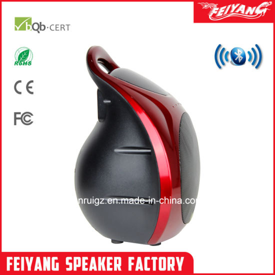 Cheap Popular Hot Sale Colorful Mini Bluetooth Speaker with LED Light--F905 pictures & photos