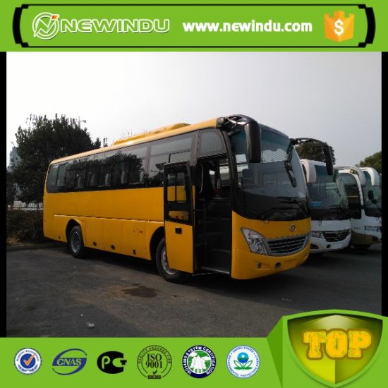 Yutong 61 Seat Long Coach with Front Cummins Engine pictures & photos