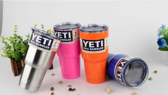 Best Price 20/30oz Double Wall Stainless Steel Tumbler Coffee Mug (SH-SC52) pictures & photos