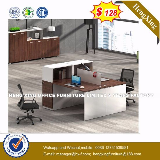Direct Sale Price Classic Style Winge Color Office Partition (HX-8NR0518) pictures & photos