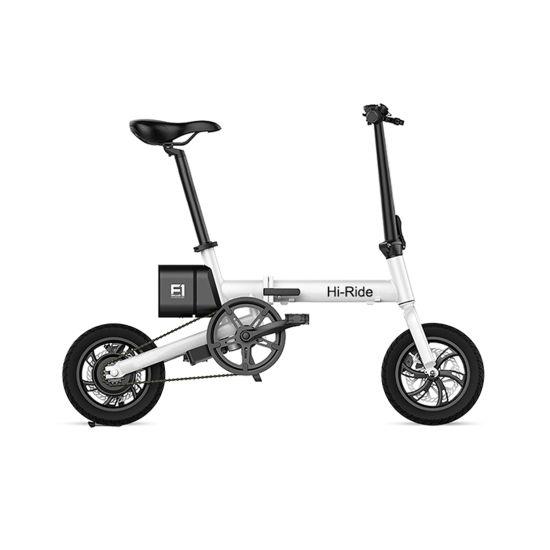 China Manufacture 36V Lithium Battery Mini Folded Electric Bike F1