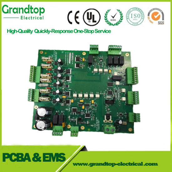 Motherboard PCB Board and Assembly with Components (PCBA) Manufacturer