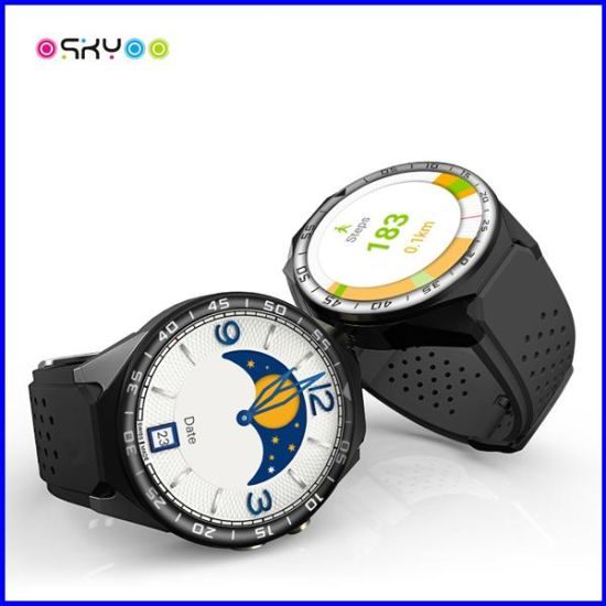 Smart Android Watch Mobile Phone pictures & photos