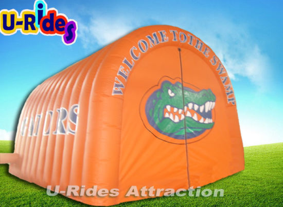 inflatable project movie dome tent for advertisement