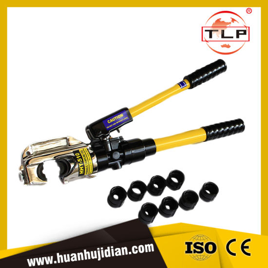 Cable Lug Terminal Connector Crimping Tool Hydraulic Cable Crimping Tool Wire Crimping Tool Hhy-510 pictures & photos