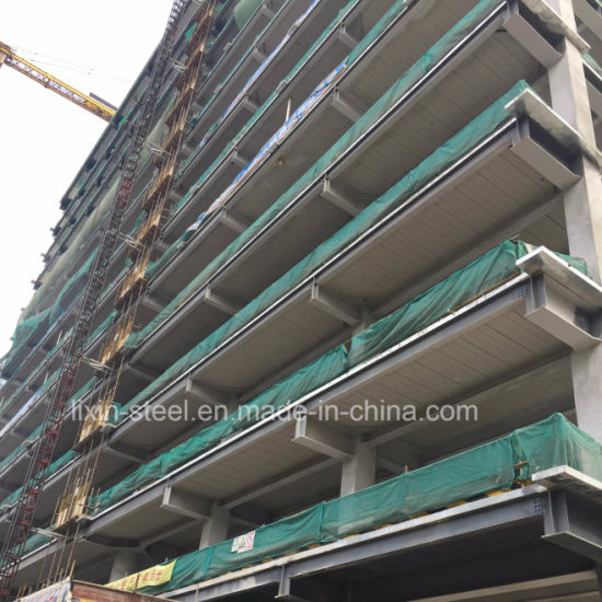 Efficient Speedy Construction Building Prefabricated Steel Structure Frame Hotel