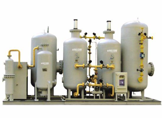 Pressure Swing Adsorption 99.99% Gas Nitrogen Generator