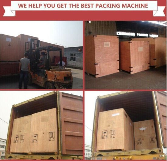Horizontal Packing Machine for Tea Ah-S210 pictures & photos