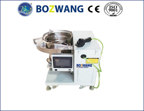 Bozhiwang Handheld Belt Tying Machine/ Cables/ Wires Binding Machine pictures & photos