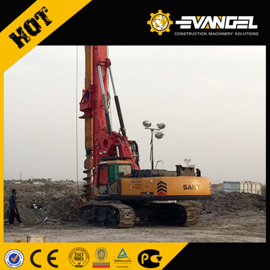 Good Price Sany Hydraulic Rotary Drilling Rig SR150C pictures & photos