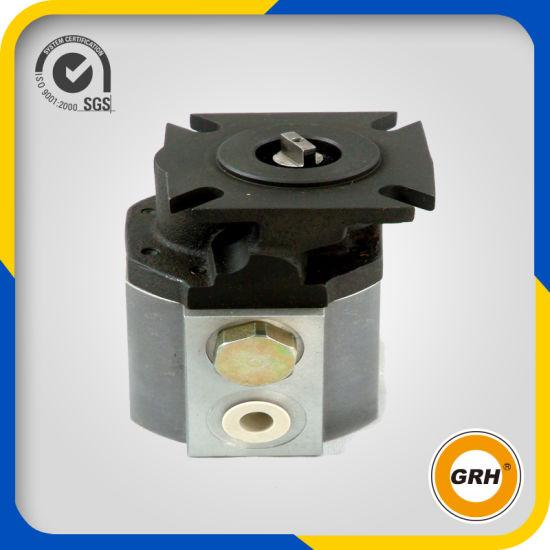 22 GPM Hydraulic Log Splitter Pump 2 Stage Dual Gear Wood Splitter Pump 3000 PSI