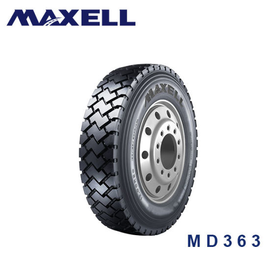 Wholesale Maxell Brand All Steel 295/80r22.5 Truck Tires pictures & photos