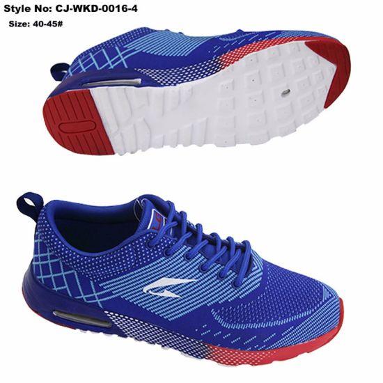 2017 New Style Footwear Wholesale Athletic Sneakers Men