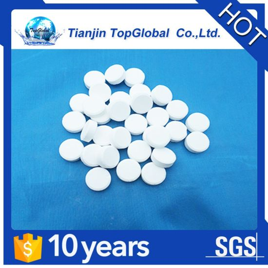 Chlorine Tablet Trichloroisocyanuric Acid and Tcca