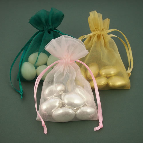 Gift Organza Pouch pictures & photos