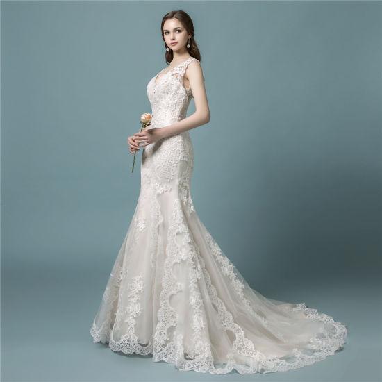 China Amelie Rocky 2018 Mermaid Wholesale Bridal Wedding Gown ...