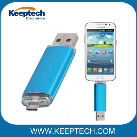 USB 3.0 Mobile Phone OTG USB Flash Drive for Android and Computer 32GB