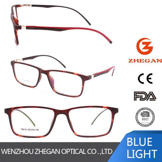 China Wholesale Fashion Tr Optical Frame, Bright Color Glasses ...