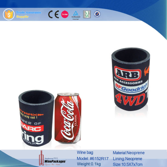 Fashion Neoprene Sleeve Bag for Cans Tins (6152R4) pictures & photos