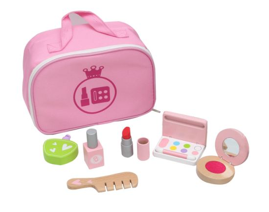 Wooden Cute Cosmetic & Make up Set Toy pictures & photos