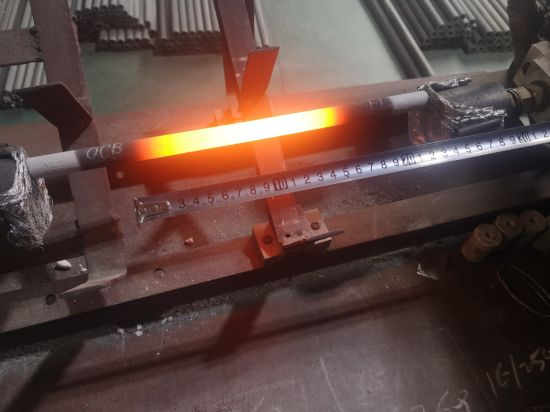 Single Spiral Silicon Carbide Heating Element Rod Heat Treatment Furnaces