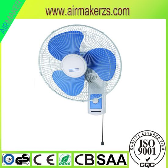 16′′ Wall Mounted Fans with Low Price SAA/Ce/RoHS pictures & photos
