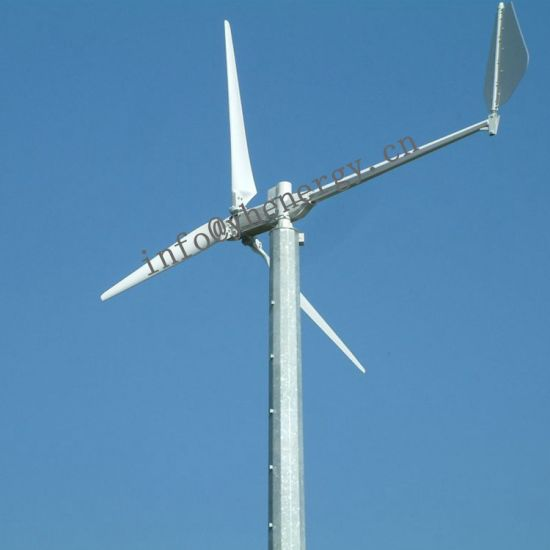 5kw Wind Electric Generator Wind Power Windmill pictures & photos