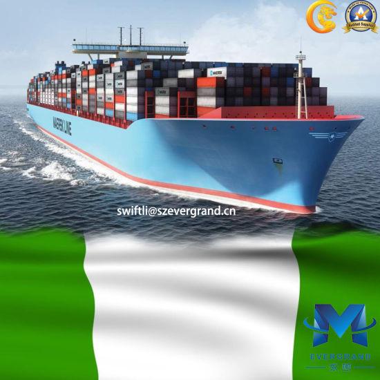 Reliable Ocean & Sea Shipping From China to Nigeria/Lagos/Apapa/Tincon