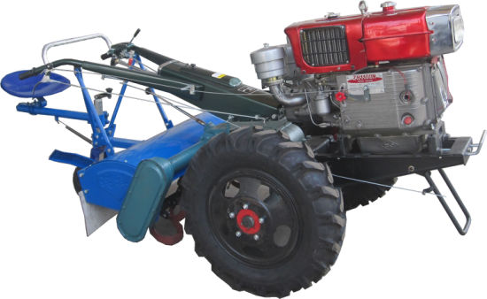 20HP Sh201 Walking Tractor Power Tiller pictures & photos