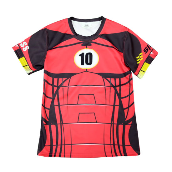 d75f835cab1 Wholesale Sublimation Printing Rugby Wear Plain Custom Team Rugby Shirt  pictures & photos