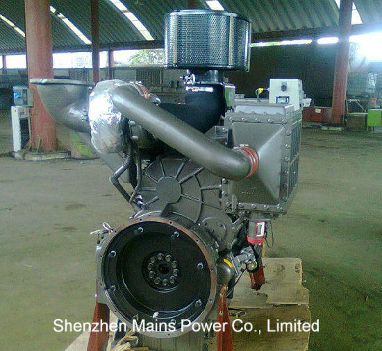 540HP Yuchai Marine Diesel Engine Dredger Boat Motor Boat Engine pictures & photos