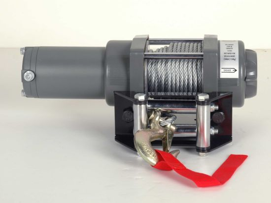 ATV Electric Winch with 2500lb Pulling Capacity