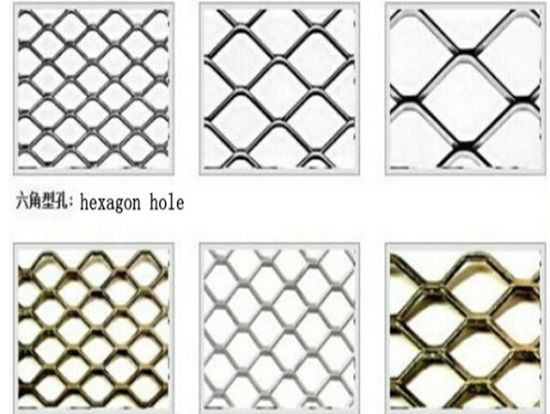 Expanded Plate Mesh/ Expanded Metal Mesh Factory Direct Supply