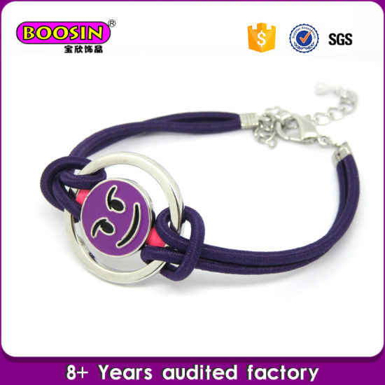 Guangzhou Factory Wholesale Fashion 100% Silver Anchor Bracelet pictures & photos
