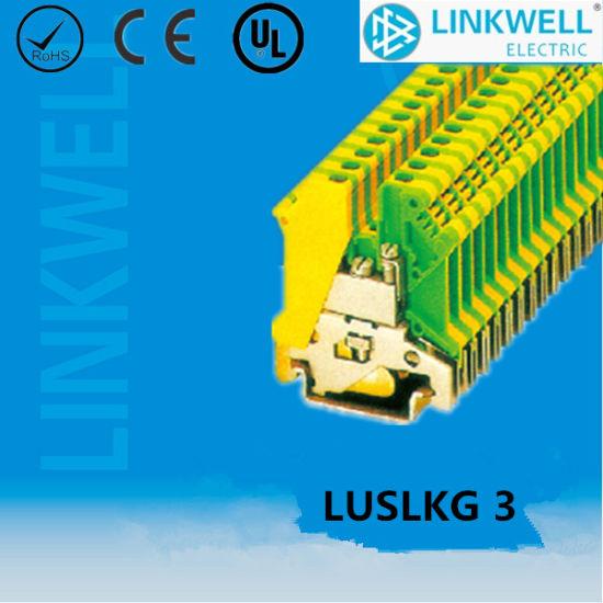 Ground Terminal Block Price (LUSLKG3)