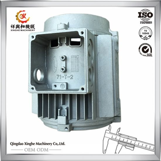 OEM China Metal Parts Zl104 Aluminum Die Casting with Zinc Plating pictures & photos