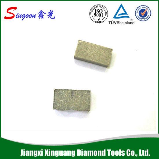 China Factory Supply Diamond Segments for Granite Cutting