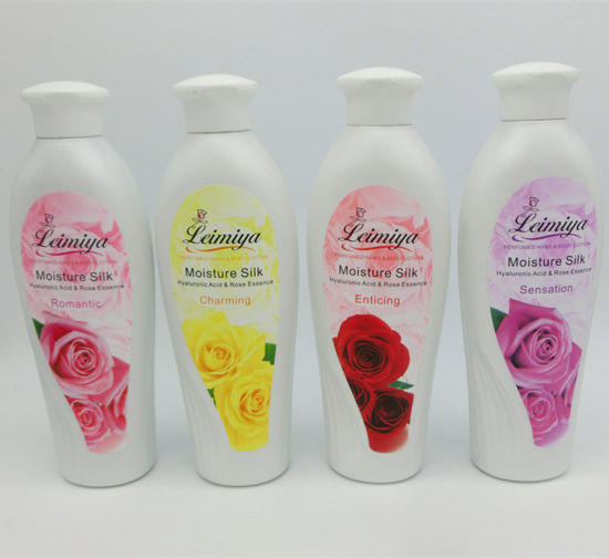 Organic 48-Hour Floral Body Cream and Body Lotion 300ml Dry Skin Moisturizing and Nourishing